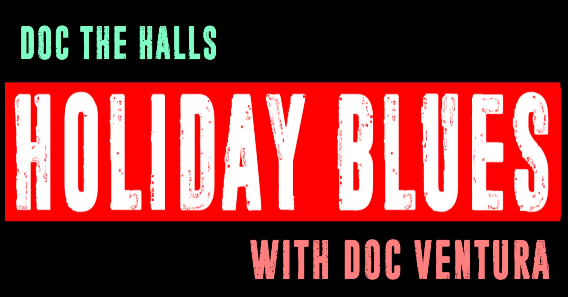 Holiday Blues Logo