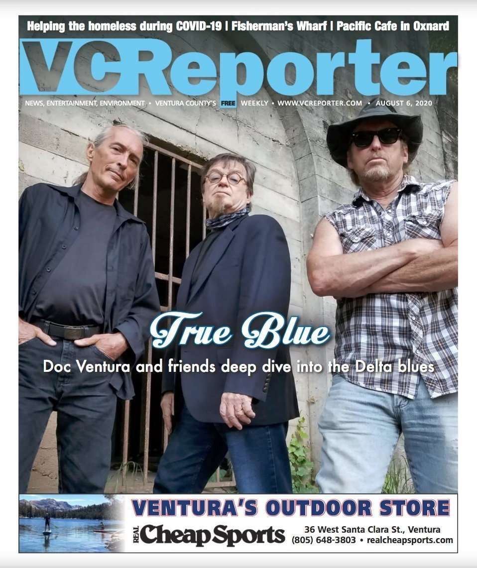 Delta by the Beach in the VC Reporter cover