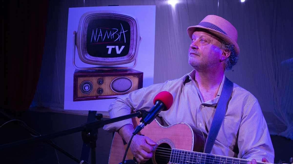 NAMBA TV Kirk Mann